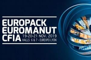 Salon EUROPACK EUROMANUT CFIA LYON 2019