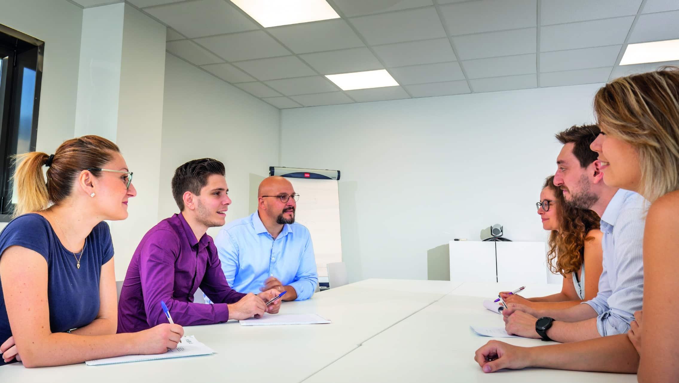 Discussion équipe Norsud