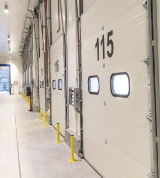 Portes rapides Thermo 80 Norsud