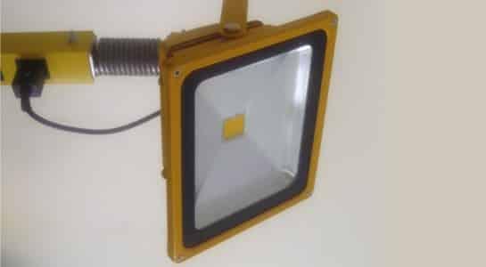 Zoom lampe de quai à led Norsud