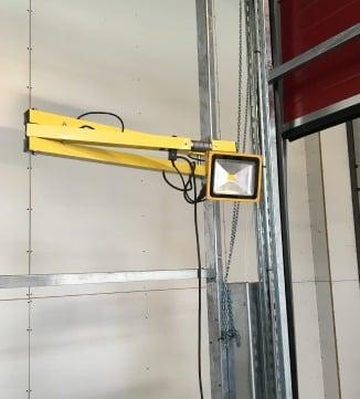 Lampara LED para muelles Norsud