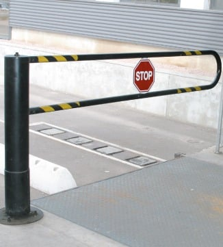 Norsud swing barrier