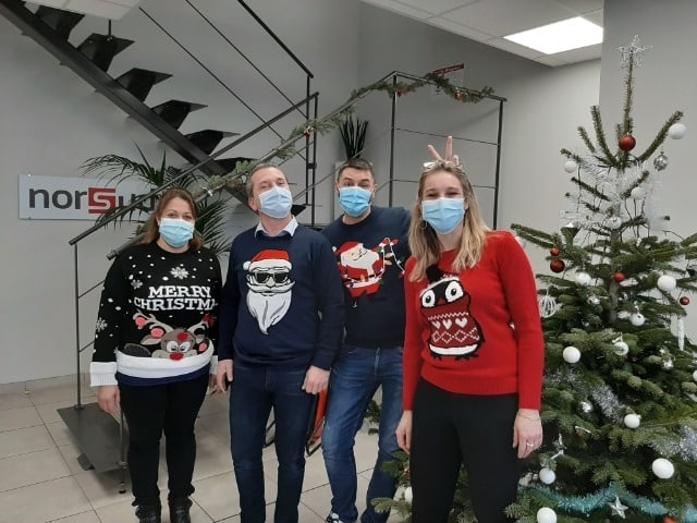 Journée internationale du pull moche de Noël 2020 !